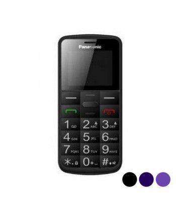 Telefono Movil Para Mayores Panasonic Corp Kx Tu110ex 1 77 Tft