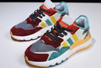 Womens adidas Nite Jogger 2019 Boost Multi Color EE9586 3