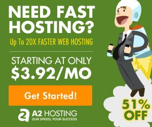 A2 Hosting specializes in a number of services in WebHosting