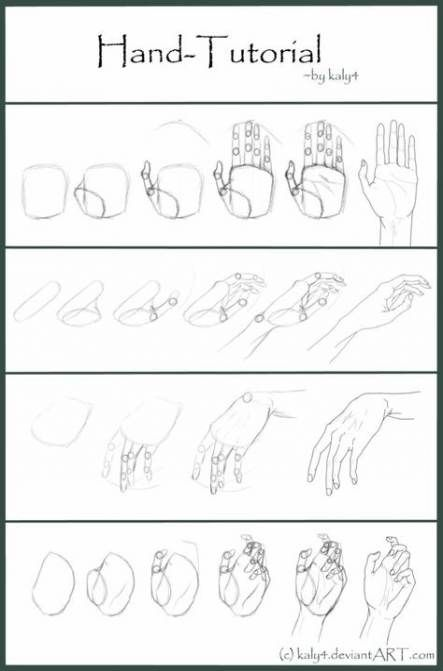 41 Ideas How To Draw Hands Step By Step Drawing For Beginners How To Draw Hands Beginner Sketches