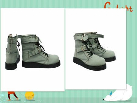 Final Fantasy XIII FF Hope Estheim Cosplay Boots Shoes Free shipping:er