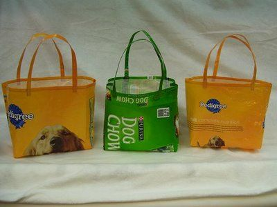Doggie Bags Tutorial Diy Dog Backpack Diy Dog Food Feed Bags