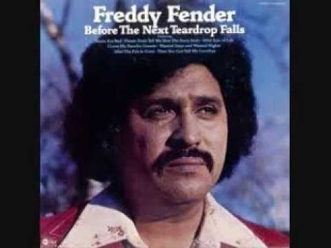 Wasted Days and Wasted Nights by Freddy Fender - YouTube