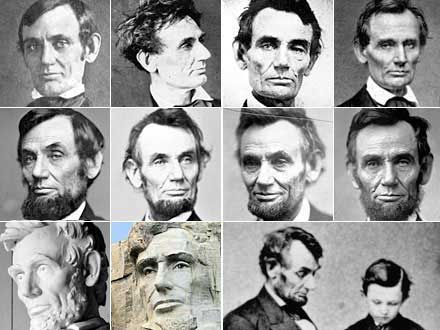 This Looking for Lincoln site includes an  interactive challenge to