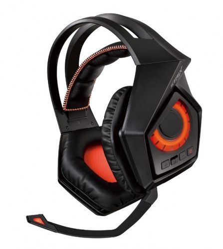 pc headsets with antenna   ASUS ROG STRIX Wireless 2 4 GHz