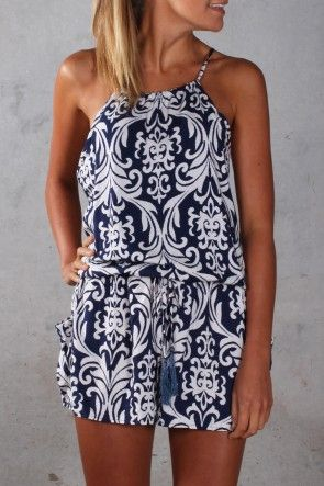 Be Inspired Playsuit Get Inspired by this M U S T H A V E Playsuit! $55 AUD SHOP ll http://www.jeanjail.com.au/ladies/be-inspired-playsuit.html