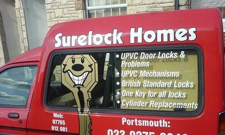 Surelock Homes - 17 Genius Business Names That Will Make Your Day