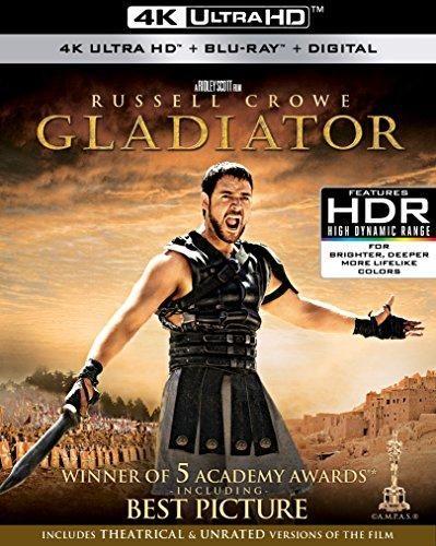 Gladiator (4K UHD + Blu-ray + Digital) - Default