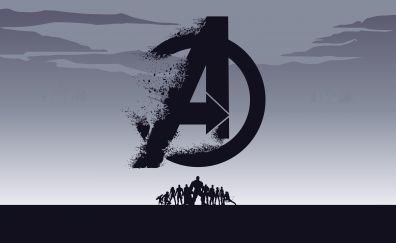 9 Avengers Endgame Hd Wallpapers Desktop Pc Laptop Mac Iphone