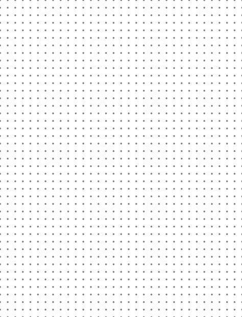 Curve Stitching Templates Bullet Journal Dot Grid Printable Graph Paper Bullet Journal Printables
