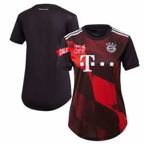 Women Bayern Munich 20 21 Wholesale Third Cheap Soccer Jersey Sale Shirt Women Bayern Munich 20 21 Wholesale Third Che In 2020 Soccer Shirts Soccer Jersey Cheap Shirts