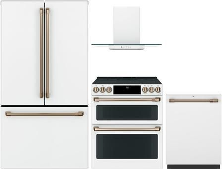4 Piece Kitchen Appliances Package With Cwe23sp4mw2 36 French Door Refrigerator Ces750p4mw2 30 Appliances Ces750p4mw2 Cwe23sp4mw2 Door French Fikirler
