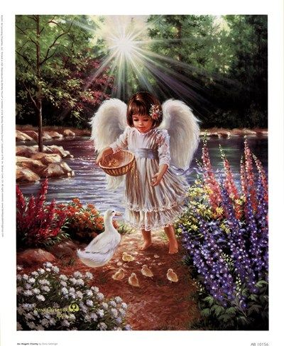 An Angel's Charity by Dona Gelsinger