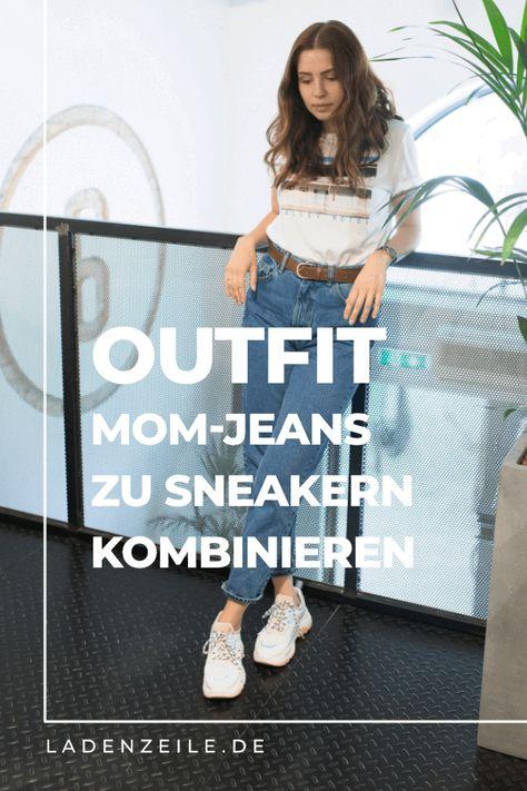 Mom-Jeans kombinieren: Einfache Stylingtipps für dein Outfit