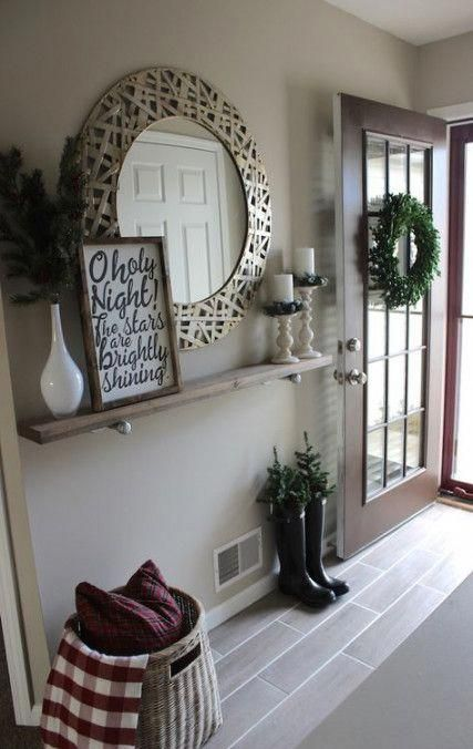 How To Decorate Your Living Room In 2020 Entryway Wall Decor Front Entryway Entryway Decor Small