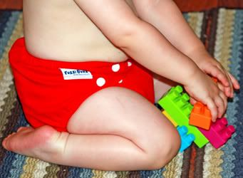 The Simple Mom cloth diaper review   The Art of Simple
