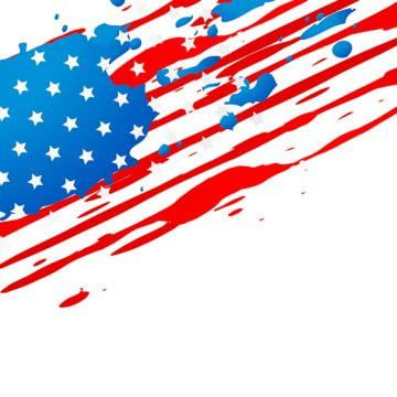 4th Of July American Flag Usa Independence Day Design Flag American Us Png And Vector With Transparent Background For Free Download Flag Vector American Flag Independence Day