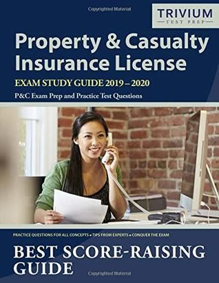 Pdf Download Property And Casualty Insurance License Exam Study