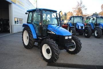 New Holland Tl70 Tl80 Tl90 Tl100 Tractor Operators Manual Tractors New Holland New Holland Tractor
