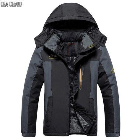 ByTheR Men/'s High Quality Beautiful Hood Weed Reflective Windbreaker Coat Jacket