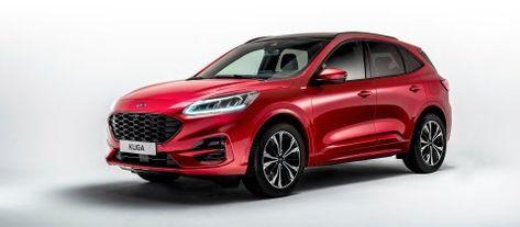 Nyr Ford Kuga Til Solu Ford A Islandi Brimborg In 2020 Ford Kuga Ford Automobile