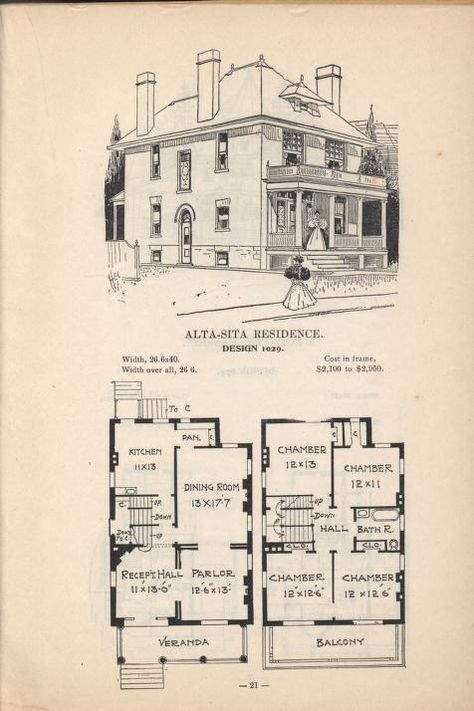 1920s house on pinterest 1920s kitchen kit homes and for 1920 house plans