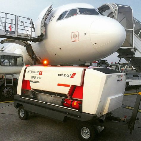 Swissport GPU (Ground Power Unit) supplies the aircraft with - airport ramp agent sample resume