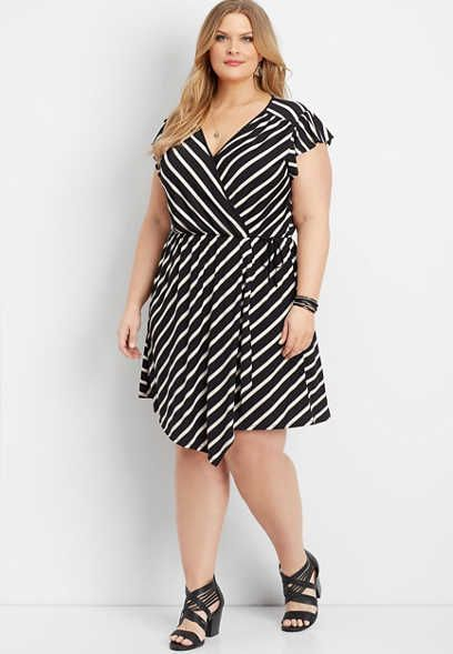 Plus Size Dresses | Maxi, Casual, And Sweater | maurices ...
