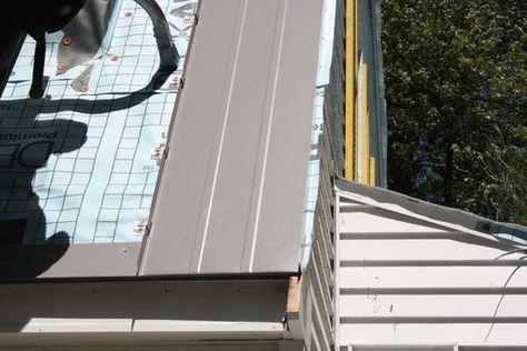 Metal Roof Installation Metal Roof Drip Edge Install Metal Roof Installation Metal Roof Fibreglass Roof