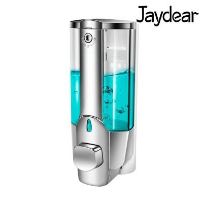 Universe Of Goods Buy Wall Mount Automatic Shower Bath Soap