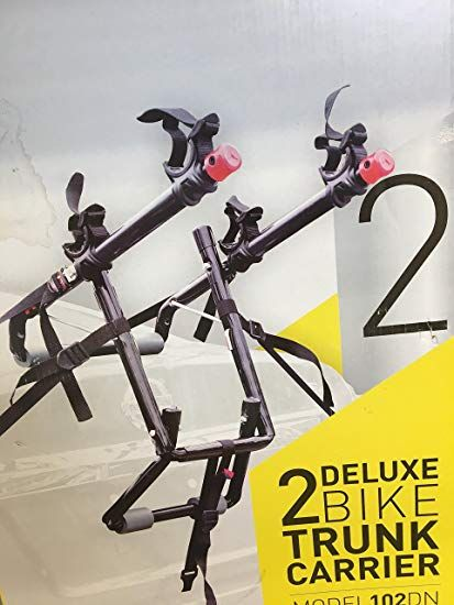 Deluxe 2 Bike Trunk Rack Allen Sports 102dn Review Trunk Mount