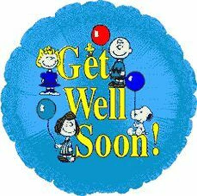 Snoopy Get Well Clipart 6 Jpg 400 397 Pixels Get Well Soon Get