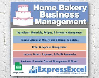 Announcement Home Bakery Business Cookie Business Bakery Business