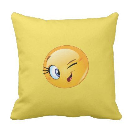 Emoji Throw Pillow Zazzle Com Emoji Pillows Throw Pillows Pillows