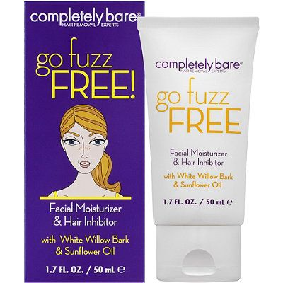 Completely Bare Go Fuzz Free Facial Moisturizer Hair Inhibitor Ulta Beauty In 2020 Facial Moisturizers Moisturizer Moisturize Hair