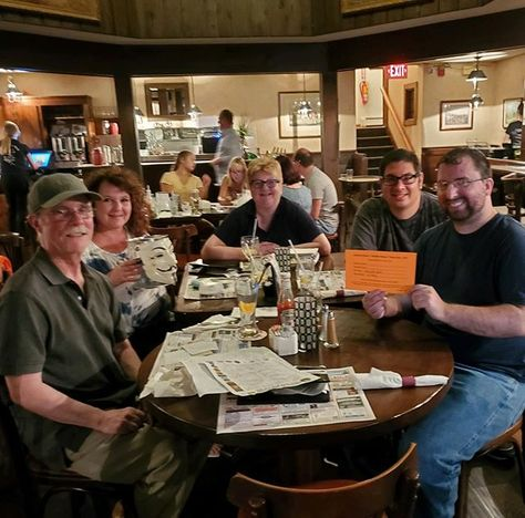 Congratulations to Team Heatwave for winning 1st place at Lafayette House Restaurant! . . #trivianight #triviawinners #TriviaRevolution #notyouraveragetrivia #revolutioniscoming #lettherevolutionbegin #jointherevolution #revolution #guyfawkes #craftbeer #craftbeerrevolution #craftbeernotcrap #craftbeerporn #craftbeernj #njcraftbeer #drinklocal #NJCB #NJCBmember #njbeer #njbrewery #triviatuesday