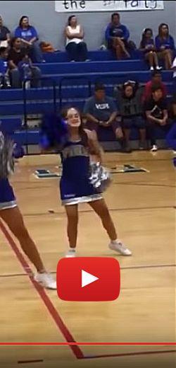 Une étudiante surmonte le syndrome de Down grâce au sport.  http://rienquedugratuit.ca/videos/une-etudiante-surmonte-le-syndrome-de-down-grace-au-sport/