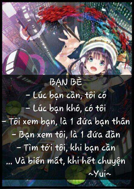 Kết quả hình ảnh cho quotes ảnh anime chế st bạn bè