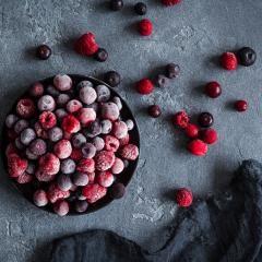 Wie Verwendet Man Gefrorene Fruchte Beim Backen Lebensmittel Essen Australisches Essen Fruchte