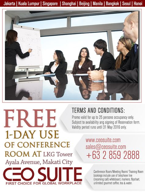 10 best CEO SUITE Manila LKG Tower images on Pinterest Manila - free reservation forms