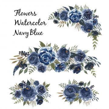 blue flower corner   flores azul marinho, ilustração de flor, buquê de  flores roxas  pinterest