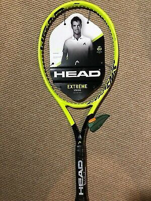 Head Graphene 360 Extreme Pro Tennis Racket New 4 In 2020 Pro Tennis Tennis Racket Tennis Racquet