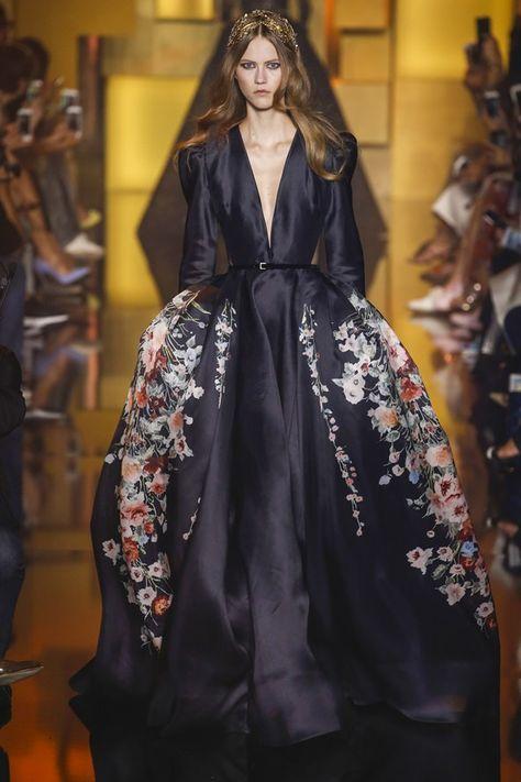 AW 2015-16 Elie Saab Backstage Haute Couture Paris COLLEZIONI