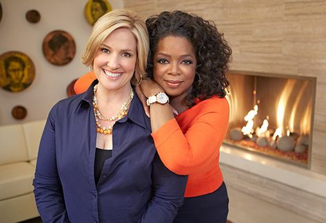 The Wholehearted Life: Oprah Talks to Brené Brown