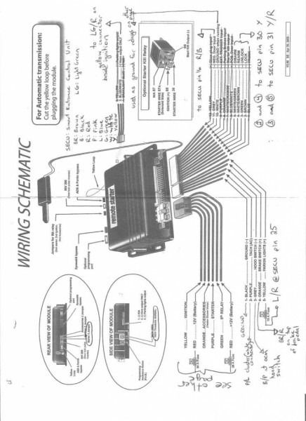 avital remote start wiring diagram  diagram  diagram door