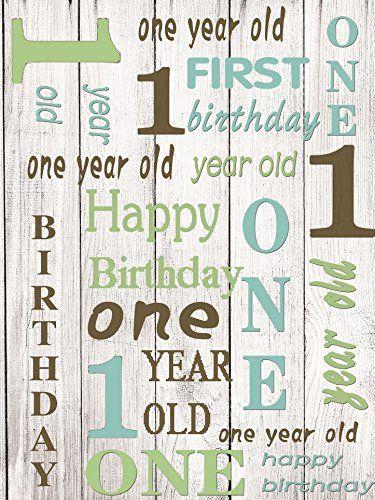 Wofawofa Kids Birthday Backdrop 5X5FT Vinyl Cake Smash Backdrops Golden Banner Balloons Dessert Table Wallpaper Photography Background for Boys Girls Happy Birthday Party Photo Studio Props KX886