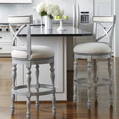 Marvelous Griffith X Back Swivel Bar And Counter Stools Haves And Machost Co Dining Chair Design Ideas Machostcouk