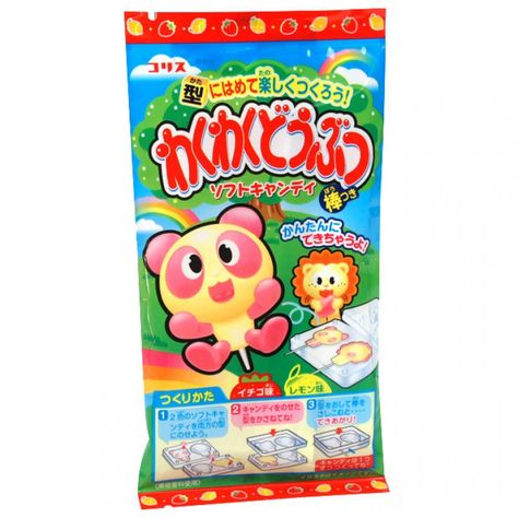 Are asian candy molds there are