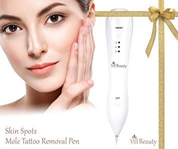 Skin Tag Remover Mole Remover Pen Age Spot Remover Tag Remover Dark Spot Remover Water Spot Review With Images Skin Spots Skincare Set Mole Tattoo