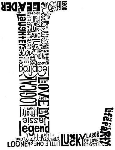 34 Best Letter L Images On Pinterest | Letter L, Alphabet Letters And Lyrics